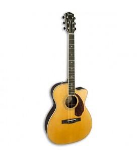 Guitarra Electroacustica Fender Paramount PM 3 Deluxe Triple O NAT