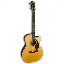 Guitarra Eletroacústica Fender Paramount PM 3 Deluxe Triple O NAT