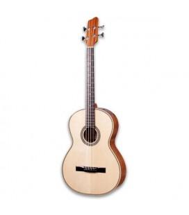 Viola Baixo Acústica Artimúsica 33130 Simples 4 cordas