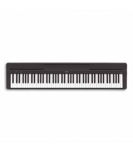 Piano Digital Yamaha P 45 88 Teclas Negro