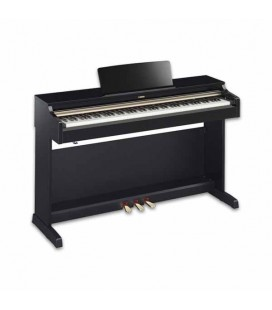 Piano Digital Yamaha Arius YDP162PE 88 Teclas 3 Pedais
