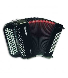 Hohner Accordion Nova II 60 A 48 Buttons 60 Basses Red