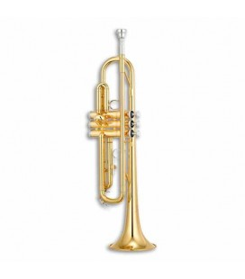 Trompete Yamaha YTR 2330 Standard Dourada Si bemol com Estojo