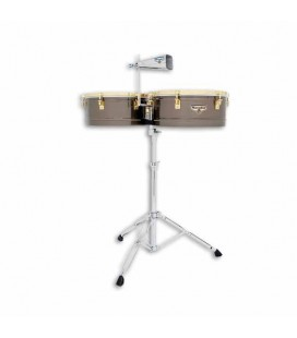 LP Timbales M257 BNG 14 15 Matador Nickel Dark Cow Bell Superior