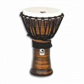 Djembe Toca Percussion TF2DJ 9SC Freestyle II Afinação Cordas Spun Copper
