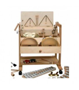 Expositor Goldon 30529 para Pequeñas Percusiones