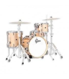 Drums Gretsch Catalina Club Jazz without Cymbals and Hardware