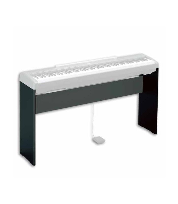 yamaha digital piano stand l85 for p115 or p45 sal o musical de lisboa. Black Bedroom Furniture Sets. Home Design Ideas