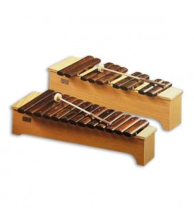 Honsuy Soprano Chromatic Xylophone 49640 C to A
