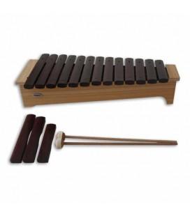 Honsuy Soprano Diatonic Xylophone  49140 c to a