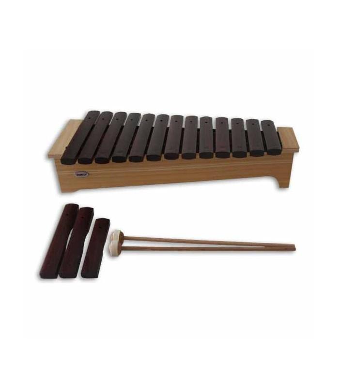 Honsuy 49140 Xilófono Soprano
