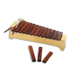 Xylophone  Honsuy 49080 Soprano Diatonic C to A with Mallets