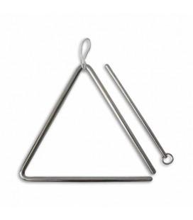 Triangulo Honsuy 47900 Acero 20cm con Baqueta