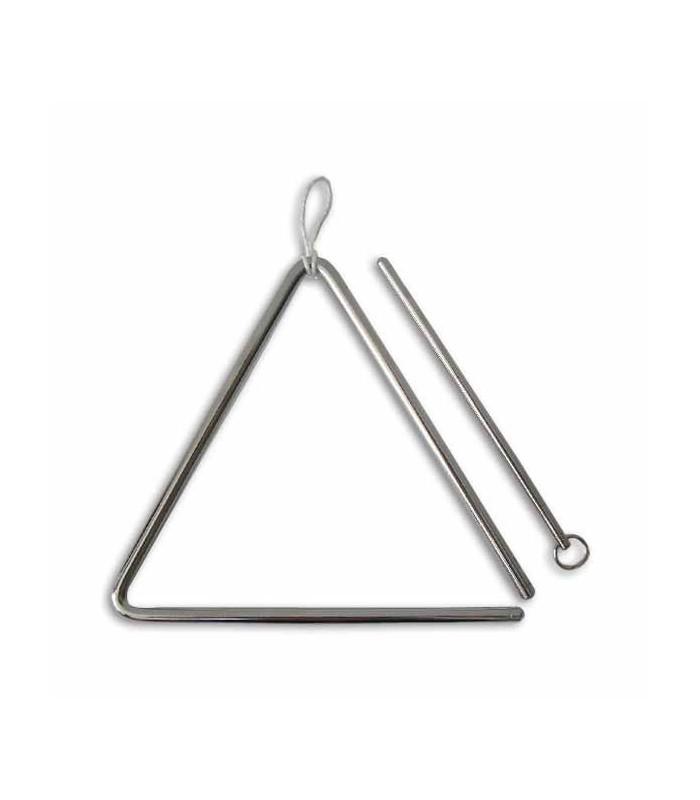 Triângulo Honsuy 47900 Aço 20cm com Baqueta