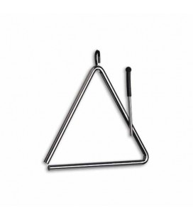 Triângulo LP LPA123 Aspire 10 25,5cm con Batidor