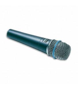 Micrófono Shure Beta 57 A