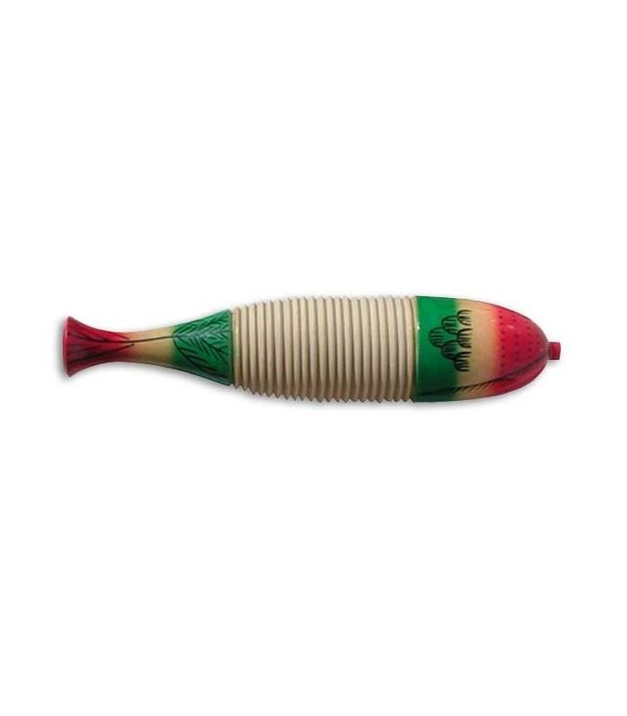 Reco Reco Goldon 33230 30cm Fish Style Guiro