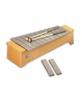 Metalófono Honsuy 49230 Soprano Diatónico Do Fa