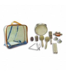 Kit de Percussão Honsuy 46550 10 Peças