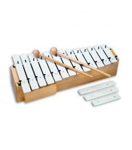 Goldon Alto Diatonic Glockenspiel 11150 C2 A3
