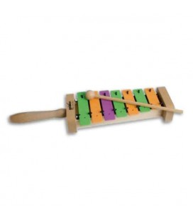 Photo of the Glockenspiel Goldon model 11029 with 7 Notes