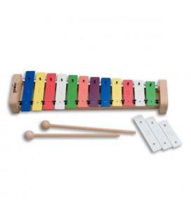 Glockenspiel Goldon 11037 Do Sol con Batidores