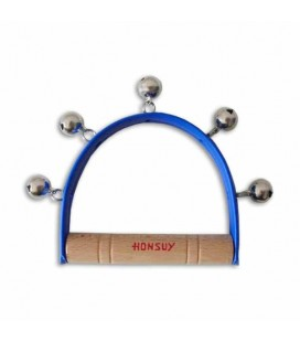 Honsuy Sleigh Bells 47550 with Handle