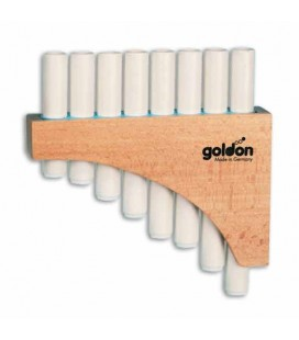 Flauta de Pan Goldon 40000 Plástico Dó2 a Dó3