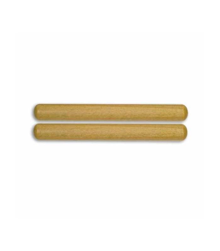 Claves Goldon 33012 Madera 18cm Amarilla