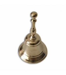 Honsuy Bell 68650 with brass handle 6cm x 12cm