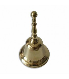 Honsuy Bell 68700 with Brass Handle 7cm x 13cm