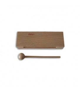 Honsuy Wood Block 47250 Plain with Mallet
