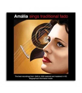 Sevenmuses CD Amália Sings Traditional Fado