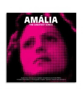 CD Sevenmuses Amália The Greatest Songs