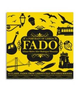 Sevenmuses CD Fado A Portrait of Lisbon