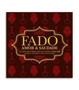 Sevenmuses CD Fado Amor e Saudade