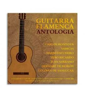 CD Sevenmuses Guitarra Flamenca Antologia