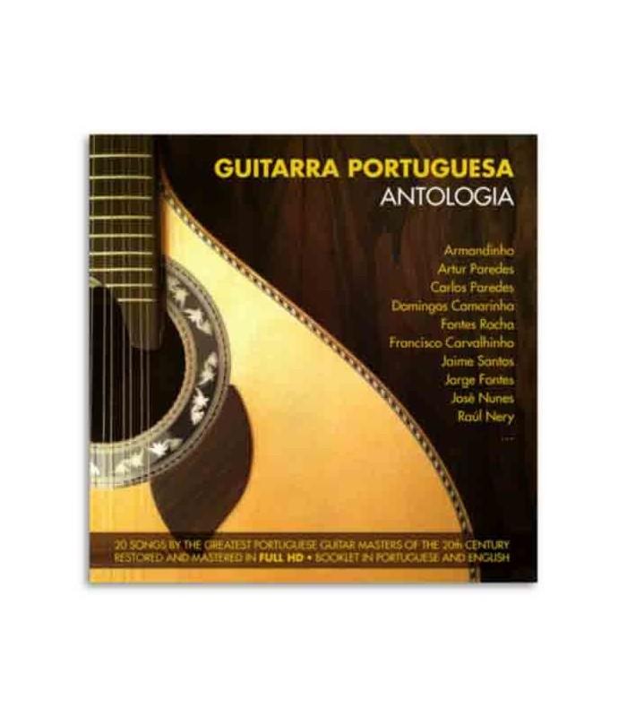 Sevenmuses CD Guitarra Portuguesa Antologia