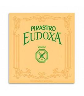 Cuerda Pirastro Eudoxa 214451 para Violín Eudoxa Sol 4/4