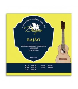 Dragão 5 Strings Rajão String Set 016