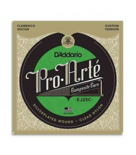Daddário Flamenco Guitar String Set EJ25C