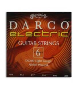 Juego Cuerdas Martin Darco D9200 Guitarra Elétrica 010