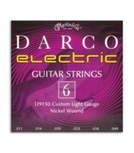 Juego de Cuerdas Martin Darco D9150 Guitarra Eléctrica