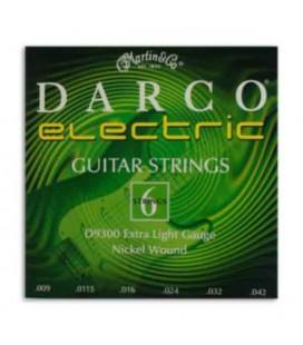 Jogo Cordas Martin Darco D9300 Guitarra Elétrica 009