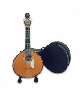 Miniatura CNM 485GM Guitarra Portuguesa con Estuche