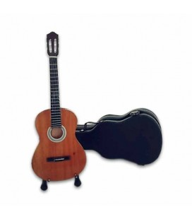 CNM Miniature Fado Guitar with Case 498VF