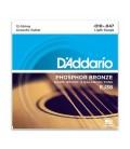 Jogo de Cordas Daddário EJ 38 para Guitarra Acústica de 12 Cordas