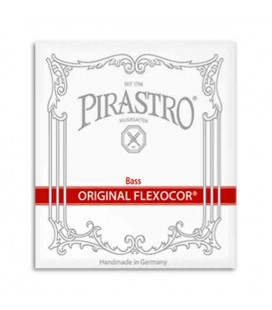 Jogo de Cordas Pirastro Original Flexocor Orquestra 346020 para Contrabaixo
