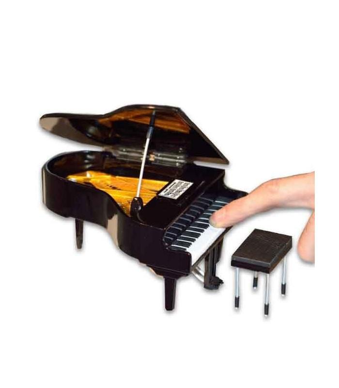 Foto de la miniatura de piano de cola Collection