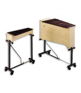 Soporte Honsuy 49840 para Metalofono o Xilófono Soprano Cromatico